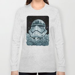 Stormtrooper Treehouse Long Sleeve T-shirt
