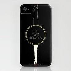 The Two Towers Slim Case iPhone (4, 4s)