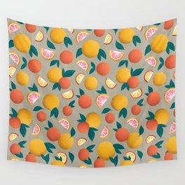 Citrus Wall Tapestry