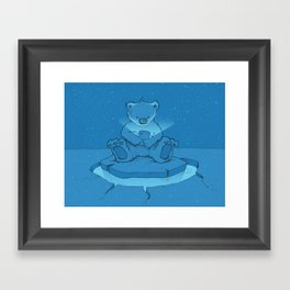 TFTHAOT (Thanks for the help ahead of time) Framed Art Print