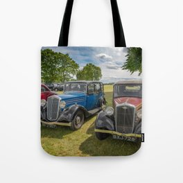 Wolseley Motors Tote Bag