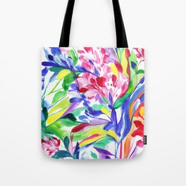 Abstract Roses 3 Tote Bag
