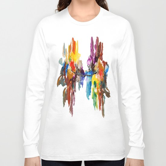 Pelea de Gallos Long Sleeve T-shirt