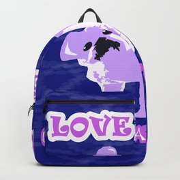 Doggy Loves School Backpack