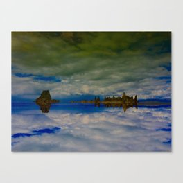 Pahoa Tufa Canvas Print