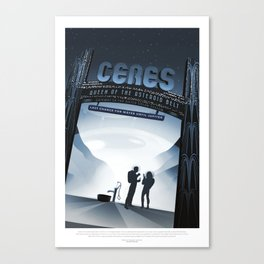 Ceres Canvas Print