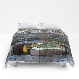 Sunshine Theater Comforters