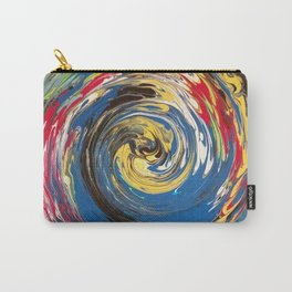 Spiral Out Carry-All Pouch