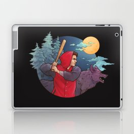 Night Run Laptop & iPad Skin