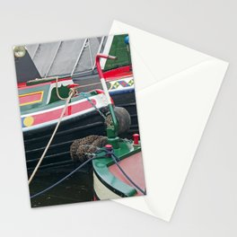 Traditional Narrowboats Stationery Cards