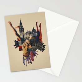 Backhand Stationery Cards