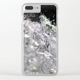 Water11 Clear iPhone Case