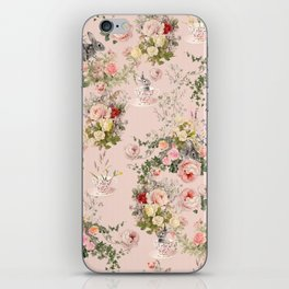 Pardon Me There's a Bunny in Your Tea iPhone Skin