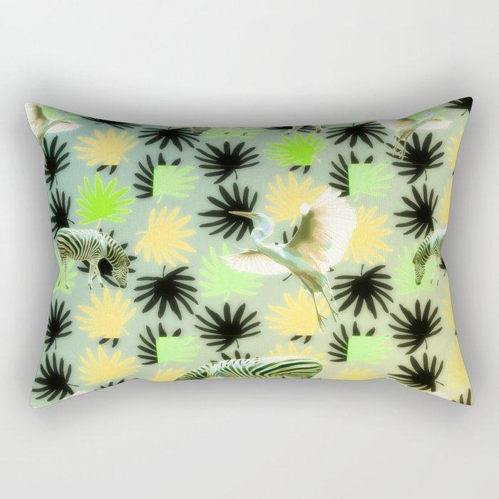Savannah Pattern Rectangular Pillow
