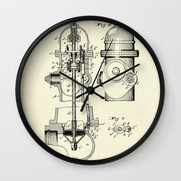 Hydrant-1903 Wall Clock