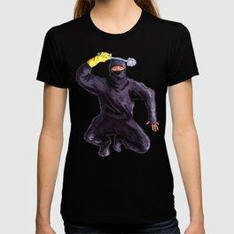 Bathroom Ninja T-shirt