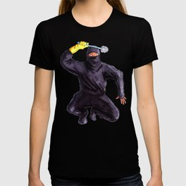 Bathroom Ninja T-shirt