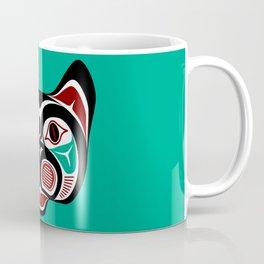 Northwest Pacific coast Haida Kitty Coffee Mug
