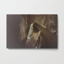 Suffocate-1 Metal Print