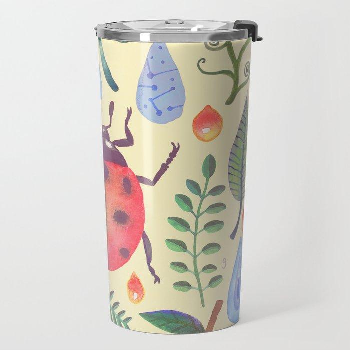 Et coloris natura II Travel Mug