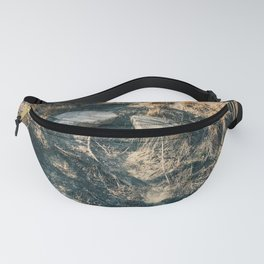 The collapsed road Fanny Pack