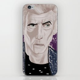 galactic rock star, color iPhone Skin