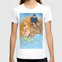 The Entangled Mermaid T-shirt