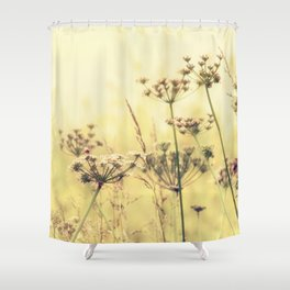 Wildflower Dreams Shower Curtain