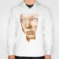 fifth element Hoodies featuring The Fifth Element by Doruktan Turan