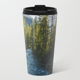 Morning at Agnes Creek - Pacific Crest Trail, Washington Travel Mug