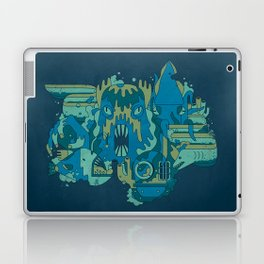Deep Blue Sea Laptop & iPad Skin