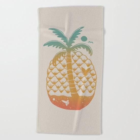 Sweet Summer Dream Beach Towel