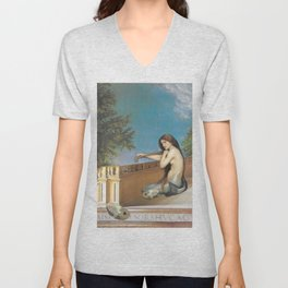 A Fish Out of Water Unisex V-Neck