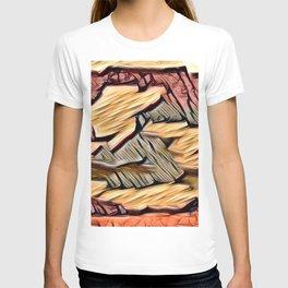 The digger T-shirt