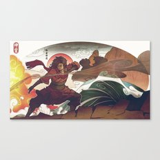 Avatar State Canvas Print