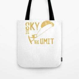 iteboard Surfer No Limit Tote Bag