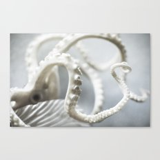 octopus | fig. 01 Canvas Print