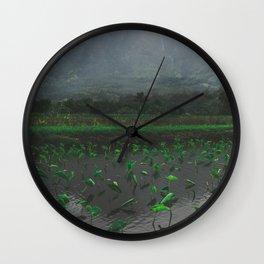 Kauai Wall Clock
