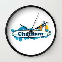 Chatham Ligthhouse  Wall Clock