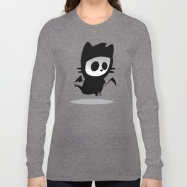 Petitemort — chat Long Sleeve T-shirt