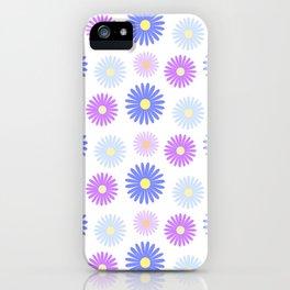Summer Daisies Print iPhone Case