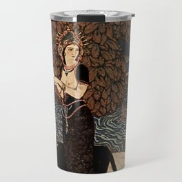 """Circe the Enchantress"" by Edmund Dulac Travel Mug"