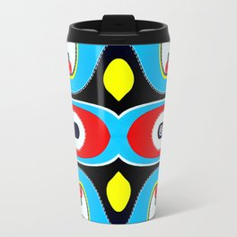 STREAM OF UNCONSCIOUNESS Travel Mug