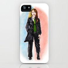 2 OLIVIAS DUNHAM (FRINGE) iPhone (5, 5s) Slim Case