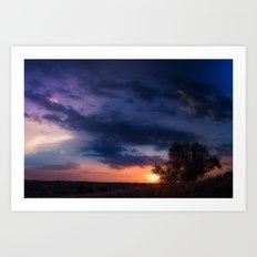 Dawn of Dreams Art Print