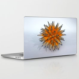 Pencil ball (yellow) Laptop & iPad Skin