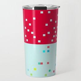 mascara + Travel Mug