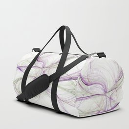The Frequency of Desire (Inverted) Duffle Bag