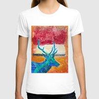 rothko T-shirts featuring Deer Rothko by winterkl