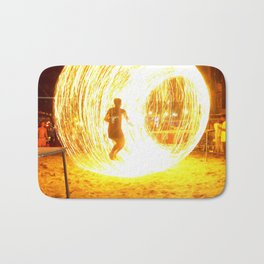 Fire Chamber 1 Bath Mat